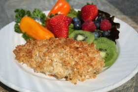 Bailey's Caribbean Coconut Chicken