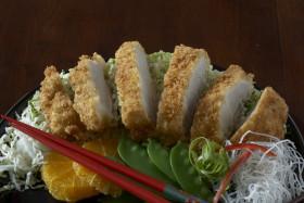 Panko Chicken Katsu