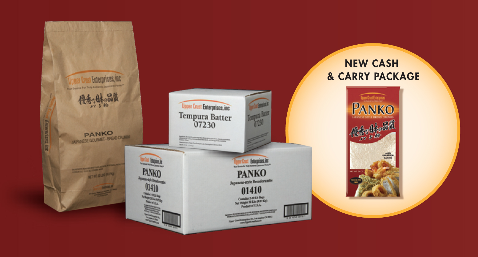 Panko Package Family
