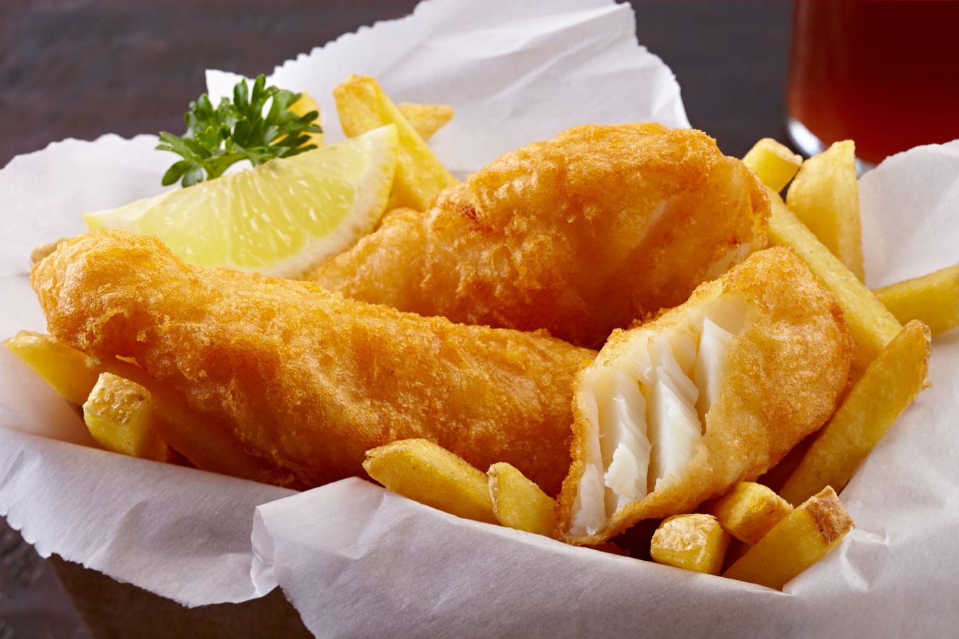 Fish & Chips (video)
