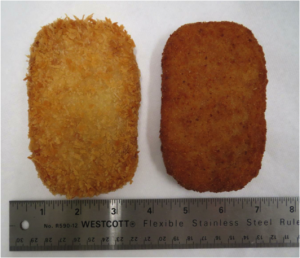 Panko bread crumbs vs regular bread crumbs