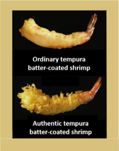 Extra Crispy Tempura Batter Compared