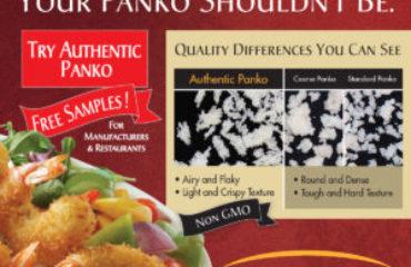 GMO Free Authentic Japanese Breadcrumbs