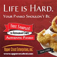 Panko Japanese breadcrumbs
