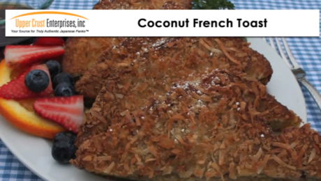Coconut French Toast