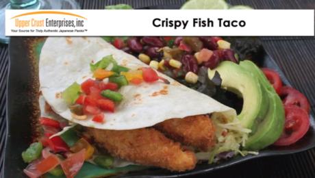 Crispy Fish Taco