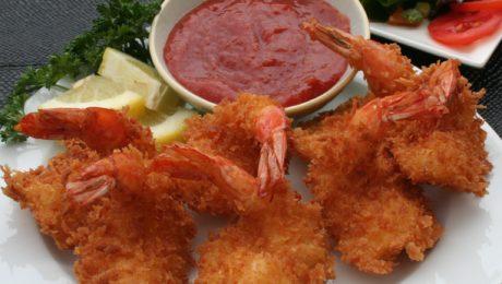 Classic Fried Shrimp